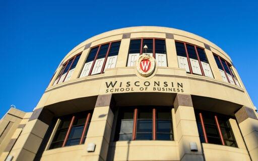 Wisconsin School of Business building