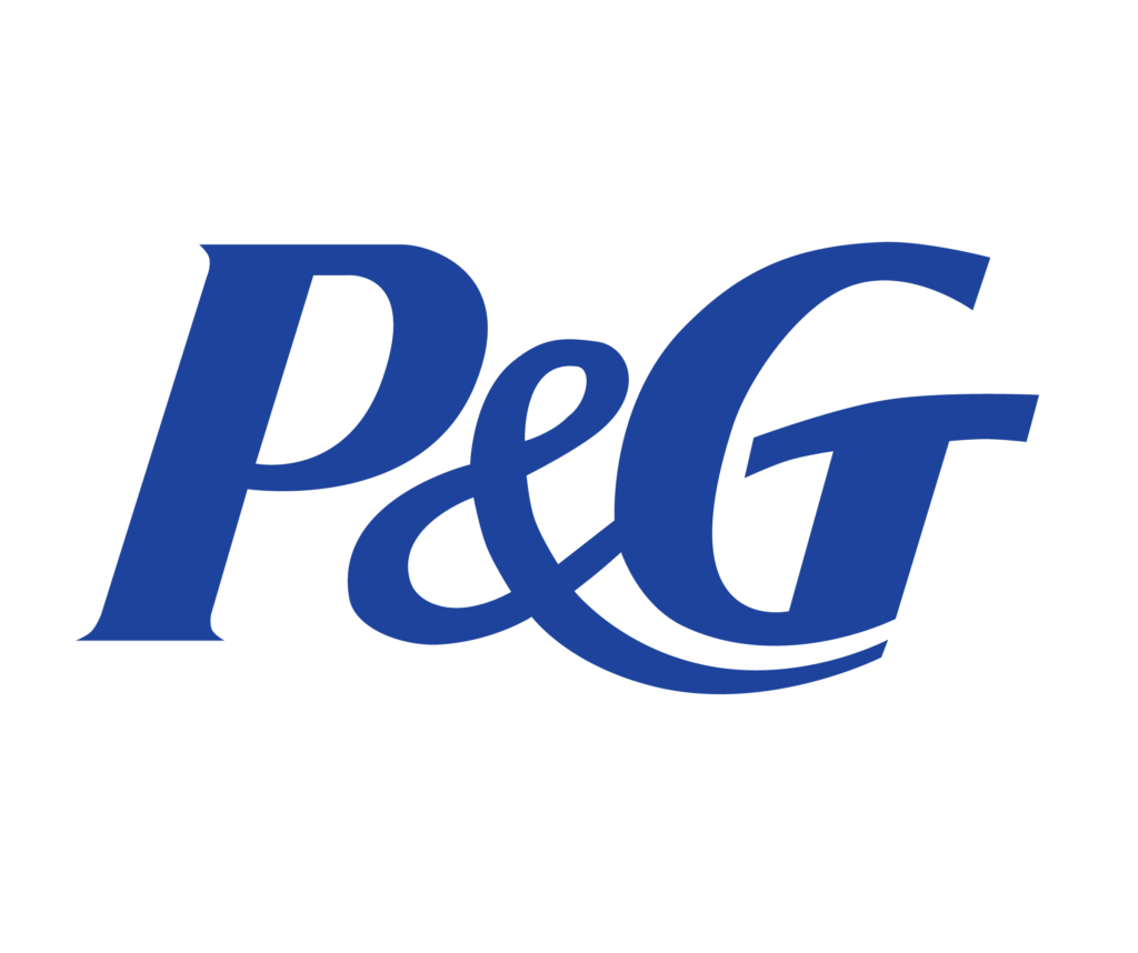P and G logo