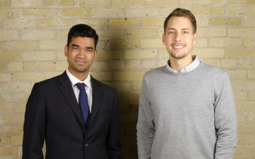 Faraz Choudray and Dan Benjamin