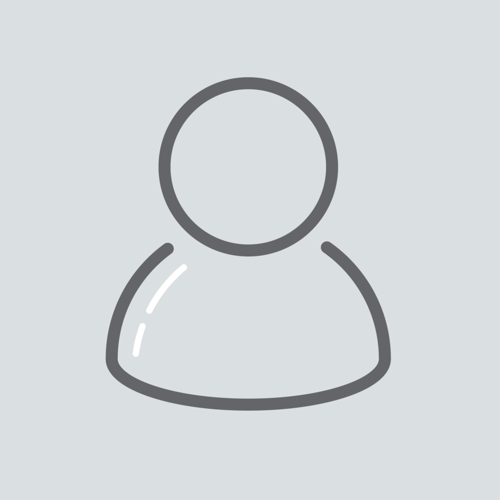 Outline of person icon