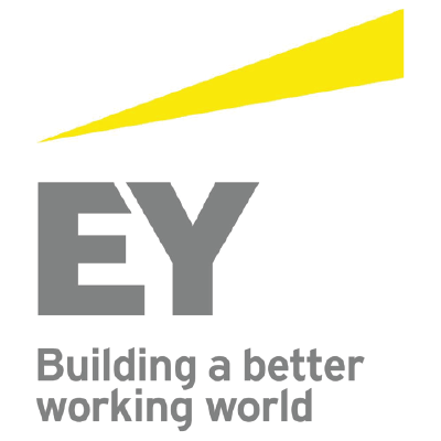 Ernst & Young logo - Building a better working world