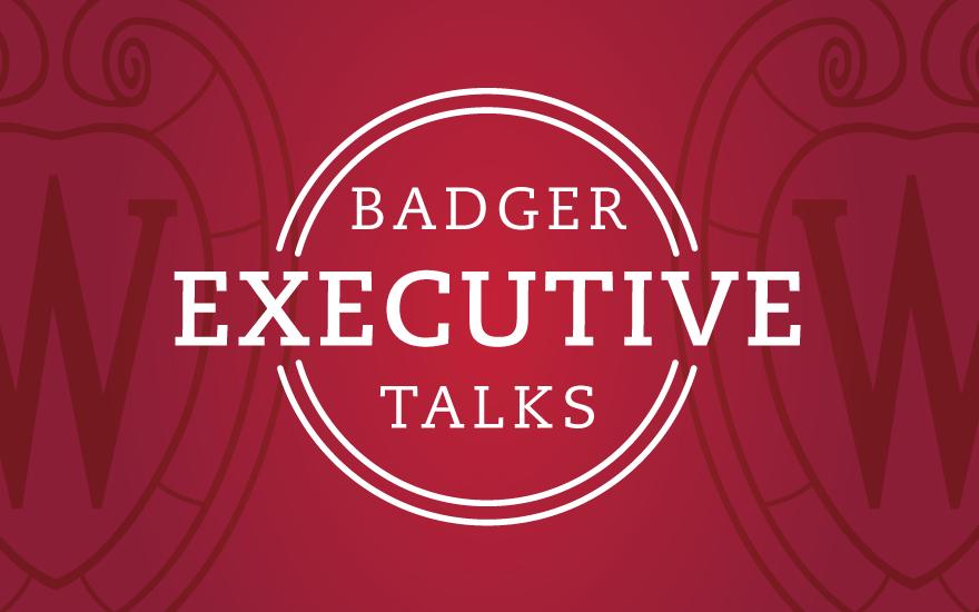 Badger Executive Talks logo