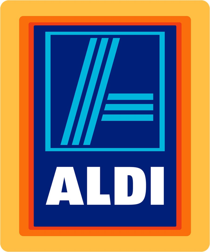 Aldi grocery store logo