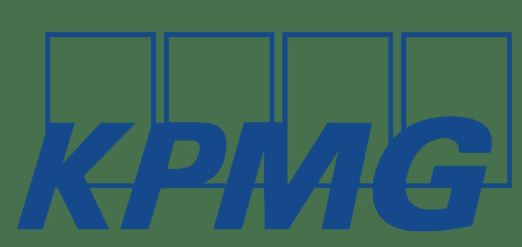 KPMG corp logo