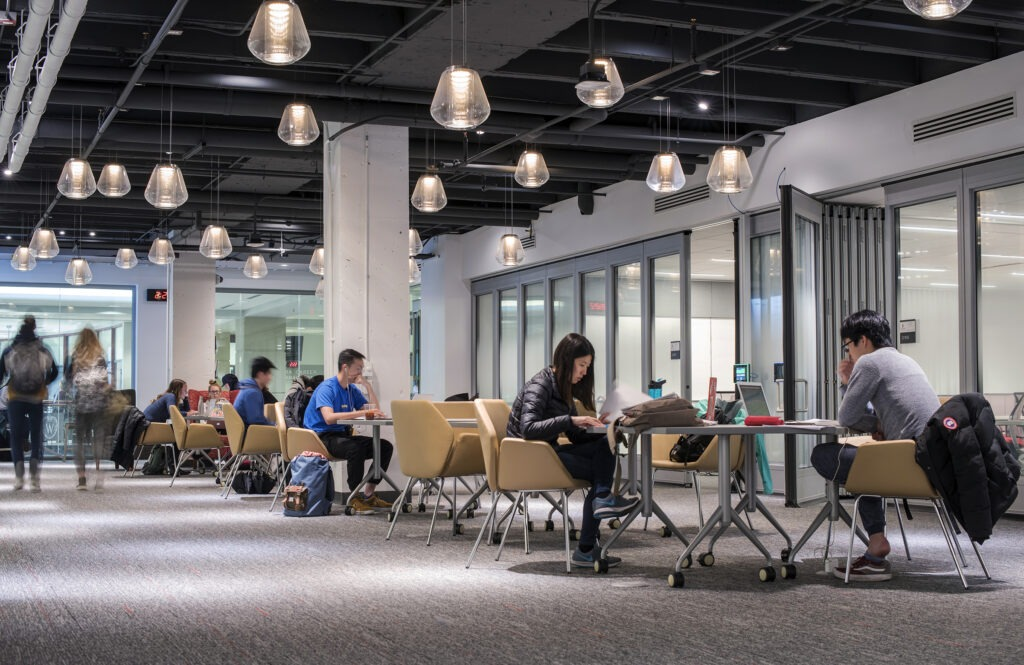 Inside the Learning Commons