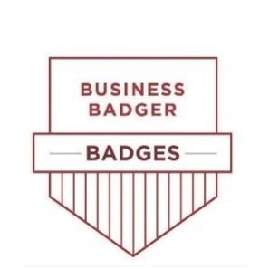 Business Badger Badge